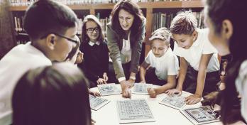 Online bachelors in Elementary Education
