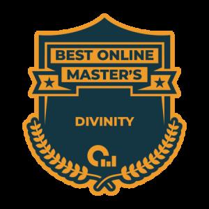 Best Online Master's in Divinity