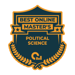 Best Online Master's in Political Science