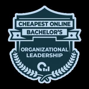 Cheapest Online Bachelor's in Organizational Leadership