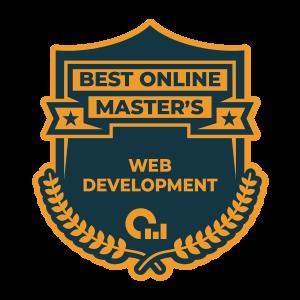 5 Best Online Master's Web Development