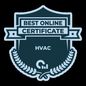 Best Online HVAC Certificate