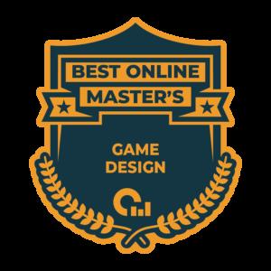 Best Online Master's in Game Design