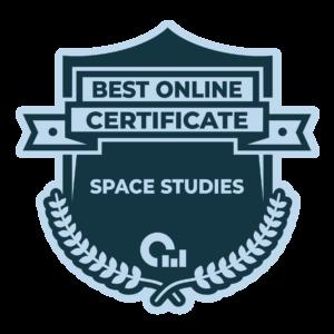 Best Online Certificate in Space Studies