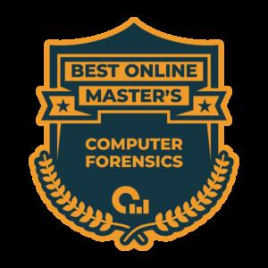 Best Online Master's Computer Forensics